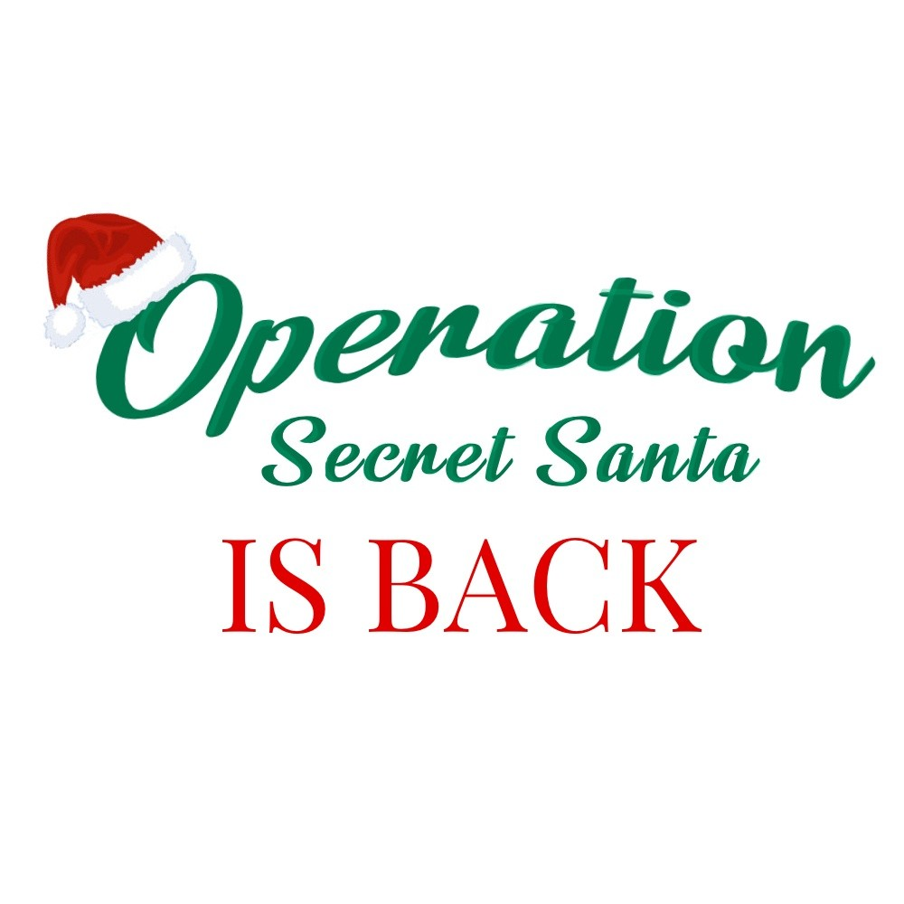 operation secret Santa, St Albans businesses, Aisha Khayat, St Albans charity, Aisha Khayat St Albans, The Salon Collection, The Salon Collection St Albans, Christmas Marketing Idea, Christmas Newsletter